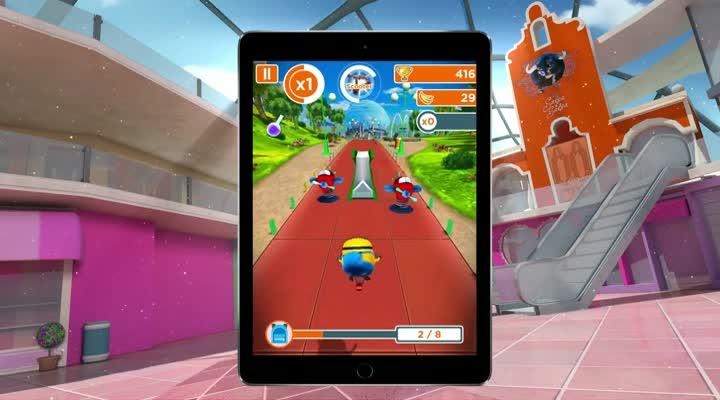 Minion Rush: Moi, Moche et Méchant – le Jeu est une application pour Mobile (IOS et Android) de jeux Grand PublicVous pouvez télécharger Minion Rush: Moi, Moche ...