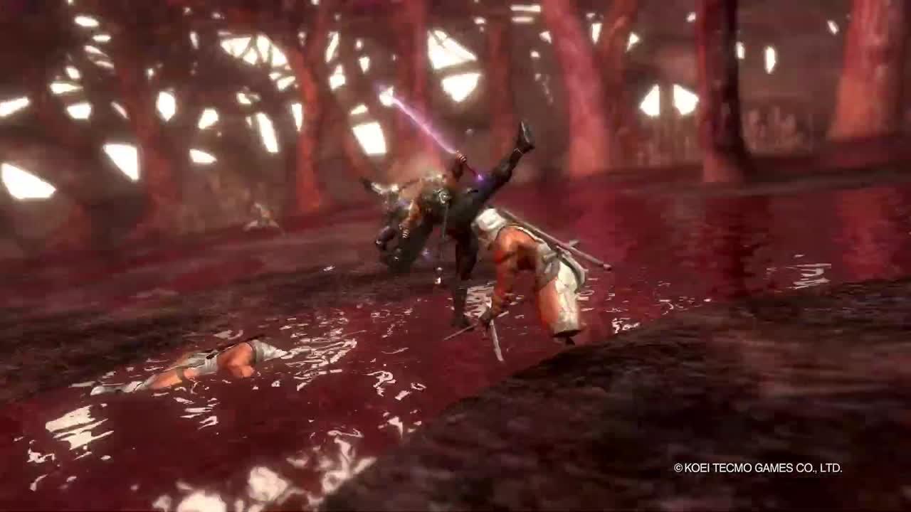 Bande-annonce Ninja Gaiden Master Collection – Un nouveau trailer rempli d'action