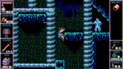 Odallus : The Dark Call s'installe sur PS4