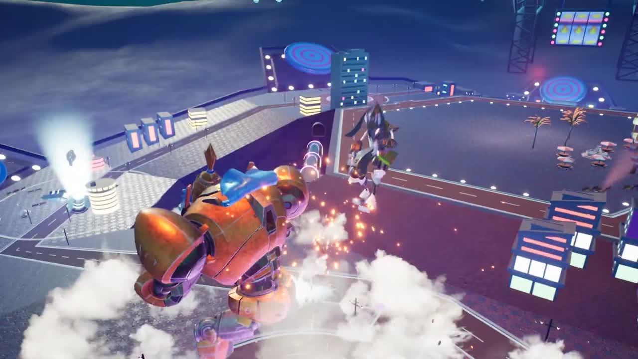 Bande-annonce Override 2 : Super Mech League - La bêta fermée présente son  contenu - jeuxvideo.com