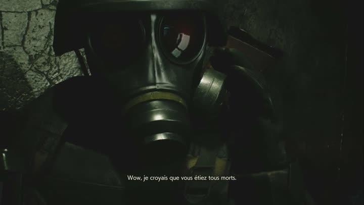 Bande-annonce Resident Evil 2 : le trailer de fin de démo