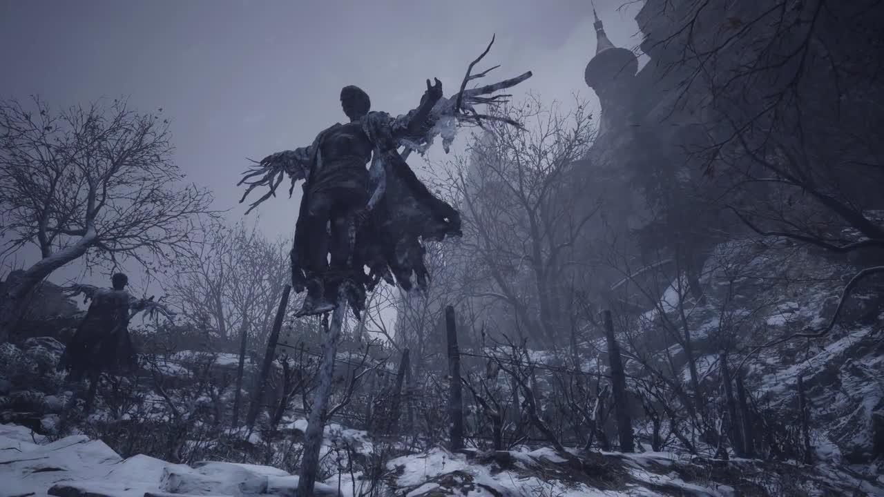 Bande-annonce Resident Evil Village (PlayStation) : la prochaine démo, Castle, en approche