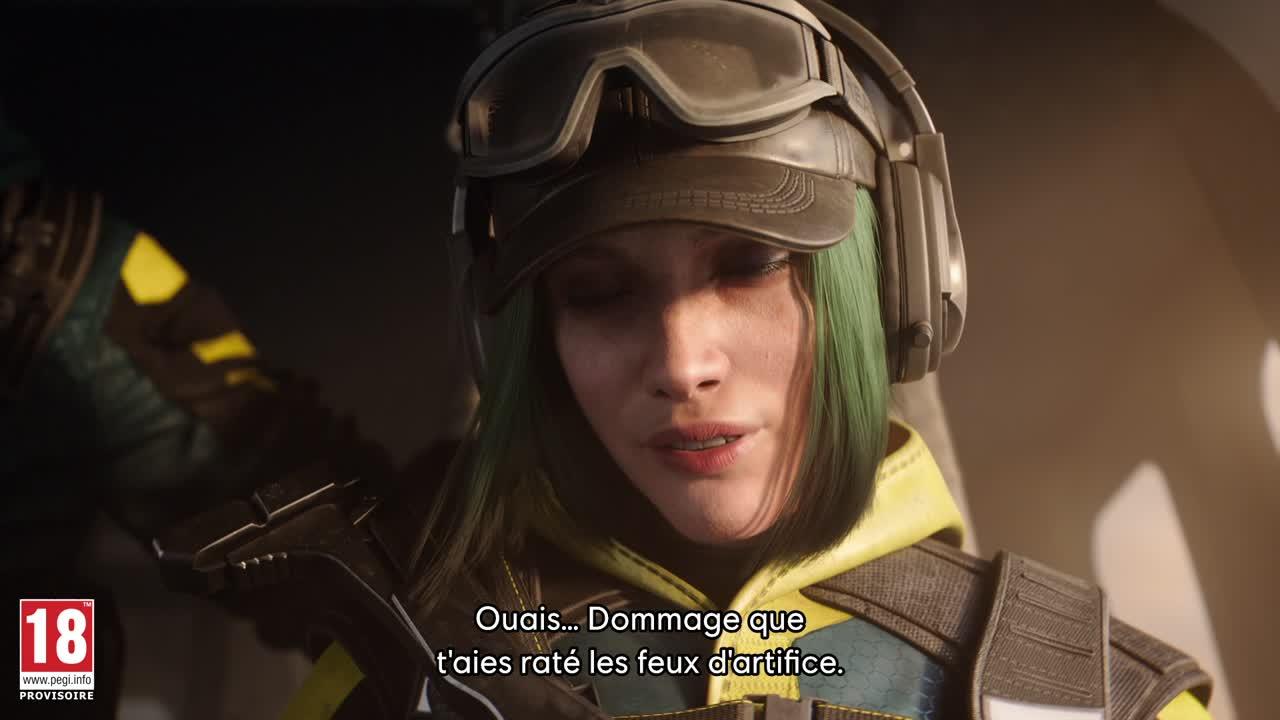 Bande-annonce Rainbow Six Extraction : un trailer CGI et une date de sortie – E3 2021