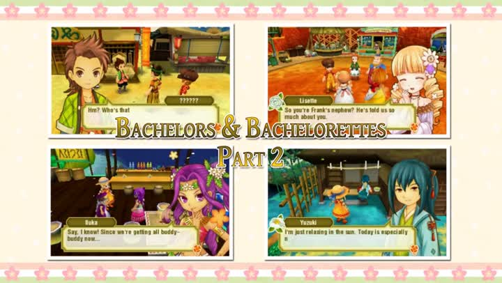 bande annonce story of seasons trio of towns prend date aux us. Black Bedroom Furniture Sets. Home Design Ideas
