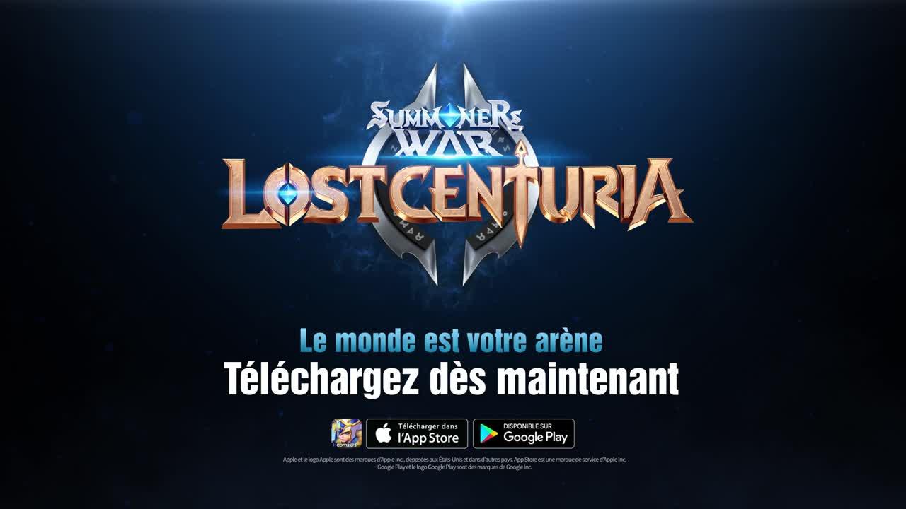 Bande-annonce Summoners War : Lost Centuria : une bande-annonce cinématique pour le lancement du jeu