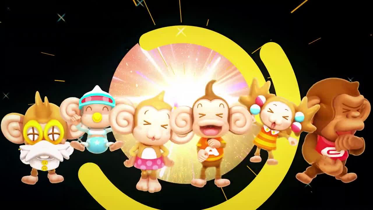 Super Monkey Ball : Banana Mania présente ses niveaux remasterisés