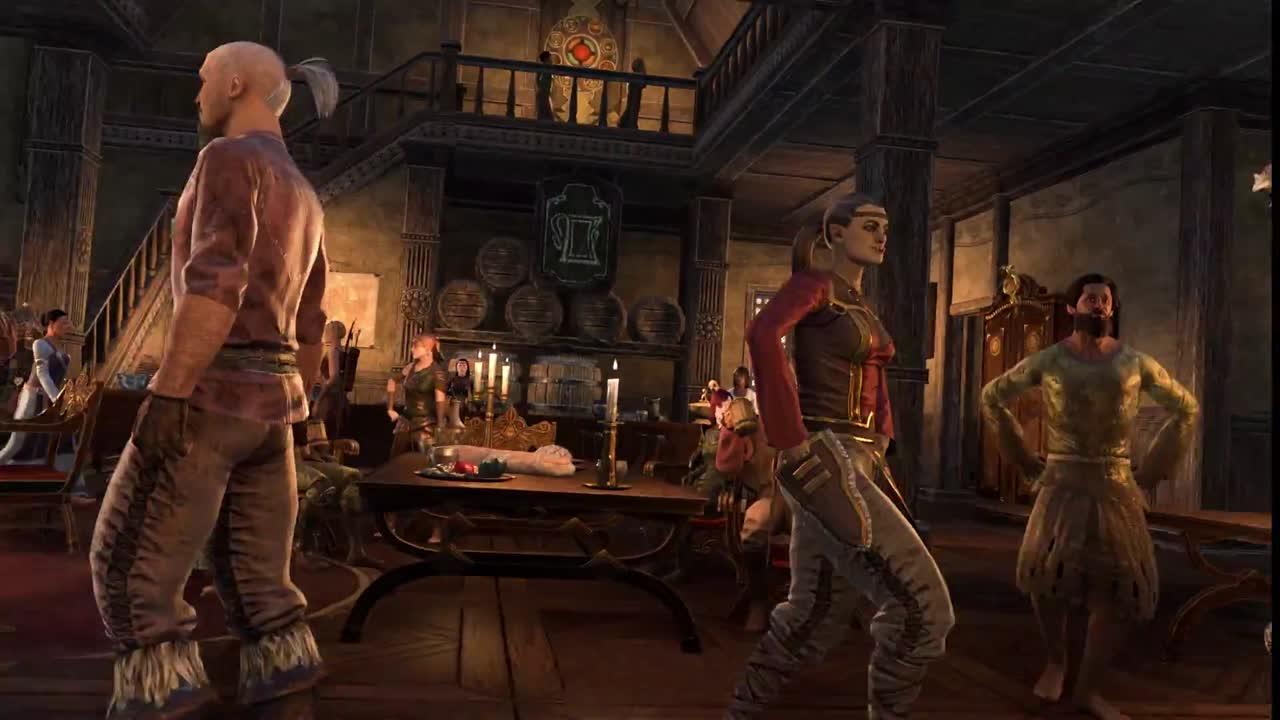 The Elder Scrolls Online : l'optimisation PS5 et Xbox Series en approche - E3 2021
