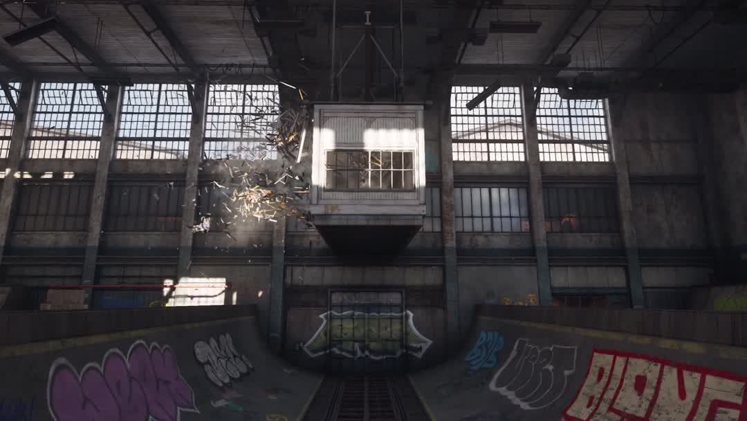 Tony Hawk's Pro Skater 1+2 - La démo Warehouse ouvre bientôt ses portes