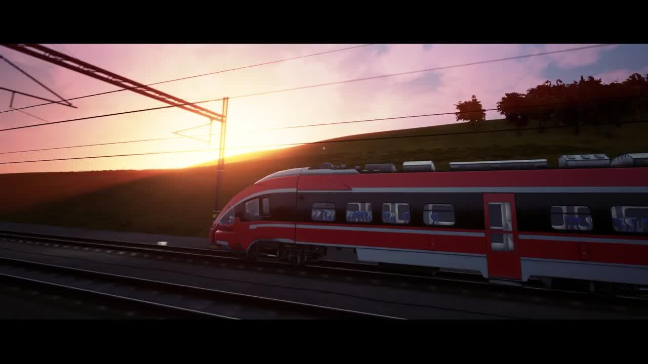 Train Life : A Railway Simulator - De la simulation et de la gestion en accès anticipé