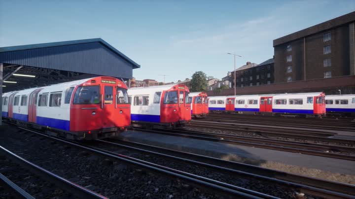 Train Sim World 2 :  La Bakerloo Line se dévoile