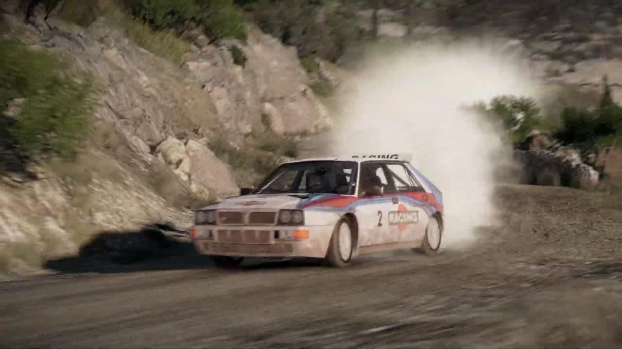 Bande-annonce WRC 10, le nouvel opus du jeu de championnats de rallyes, annoncé