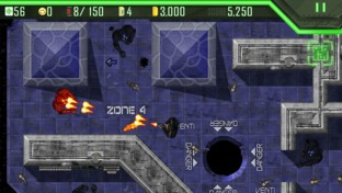 Alien Breed sur PlayStation Mobile