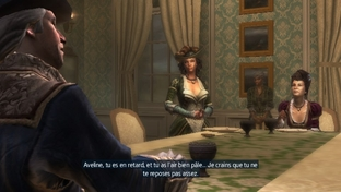 Test Assassin's Creed III : Liberation PlayStation Vita - Screenshot 21