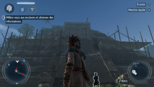 Test Assassin's Creed III : Liberation PlayStation Vita - Screenshot 22