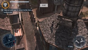 Test Assassin's Creed III : Liberation PlayStation Vita - Screenshot 23