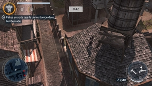 Test Assassin's Creed III : Lib