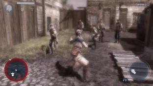 Assassin's Creed III : Liberation Vita - Screenshot 193