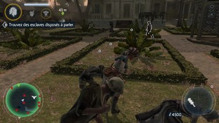 Assassin's Creed III : Liberation Vita - Screenshot 198