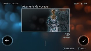 Assassin's Creed III : Liberation Vita - Screenshot 204