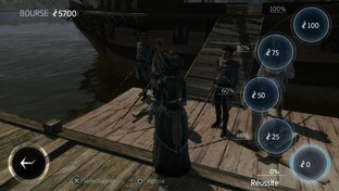 Assassin's Creed III : Liberation Vita - Screenshot 207