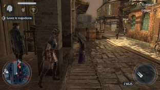 Assassin's Creed III : Liberation Vita - Screenshot 213