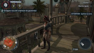 Assassin's Creed III : Liberation Vita - Screenshot 219