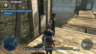Assassin's Creed III : Liberation Vita - Screenshot 221