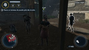 Assassin's Creed III : Liberation Vita - Screenshot 280