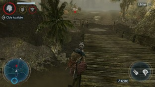 Assassin's Creed III : Liberation Vita - Screenshot 354