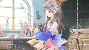 Images Atelier Totori Plus : The Alchemist of Arland 2 PlayStation Vita - 12