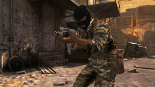 Test Call of Duty : Black Ops Declassified PlayStation Vita - Screenshot 2