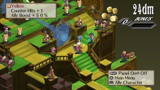 Images de Disgaea 3 : Absence of Detention