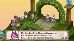 Test Disgaea 3 : Absence of Detention PlayStation Vita - Screenshot 354
