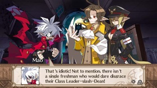 Test Disgaea 3 : Absence of Detention PlayStation Vita - Screenshot 355