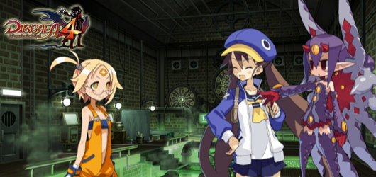 Test : Disgaea 4�: A Promise Revisited - PlayStation Vita...