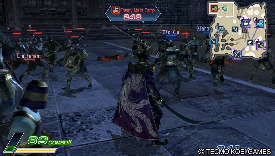 Images Dynasty Warriors Next PlayStation Vita - 174