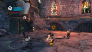 Test Epic Mickey : Le Retour des Héros PlayStation Vita - Screenshot 6