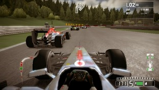 F1 2011 Playstation Vita