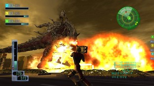 Earth Defense Force 2017 Portable PlayStation Vita