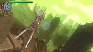 Gravity Rush PlayStation Vita