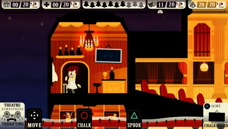 Images Haunt the House : Terrortown PlayStation Vita - 6