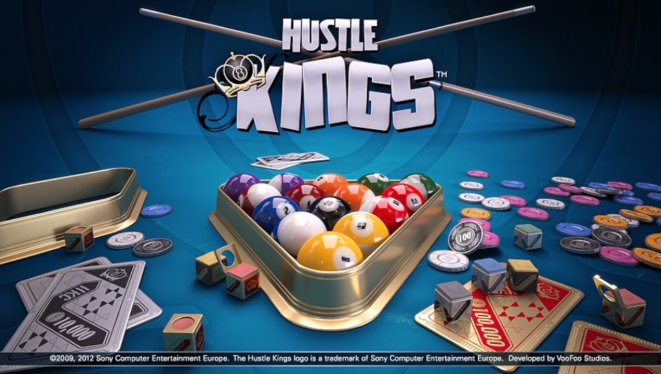 Download Hustle Kings Ps vita