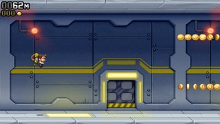 Test Jetpack Joyride PlayStation Vita - Screenshot 1