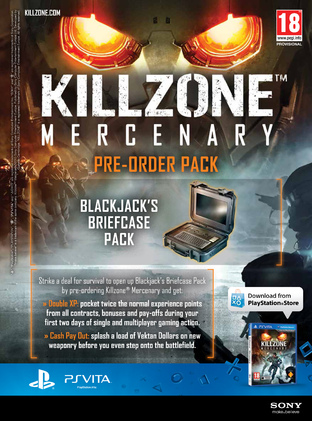 Killzone Mercenary sortira en avance