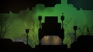 Test Knytt Underground PlayStation Vita - Screenshot 2