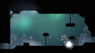Test Knytt Underground PlayStation Vita - Screenshot 3