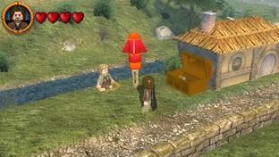 Test Lego Le Seigneur des Anneaux PlayStation Vita - Screenshot 6