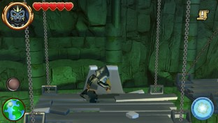 Test Chima Le voyage de Laval PlayStation Vita - Screenshot 10