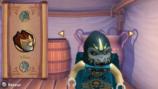 Test Chima Le voyage de Laval PlayStation Vita - Screenshot 11
