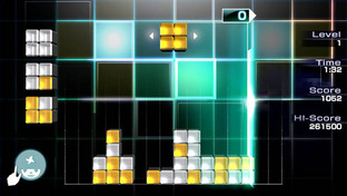 Lumines Electronic Symphony PlayStation Vita